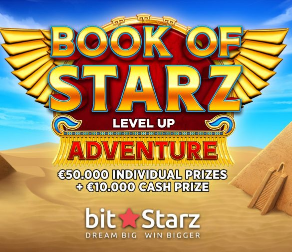 €10,000 cash, €50,000 in prizes, and the casino adventure of a lifetime
